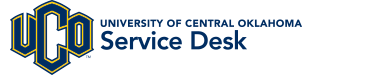 UCO Service Desk – Technology Support and Services - Logo